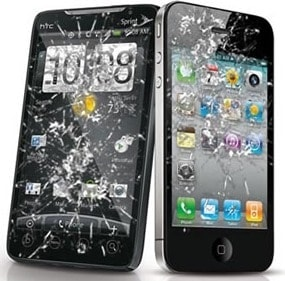 cellphone repair broken smartphone
